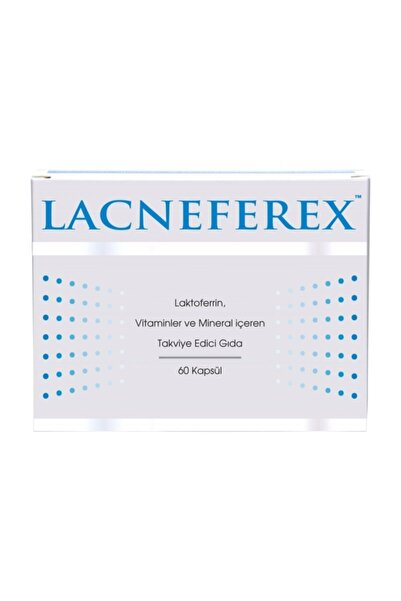 Imuneks Lacneferex Vitamin Ve Mineral Içeren Gıda Takviyesi