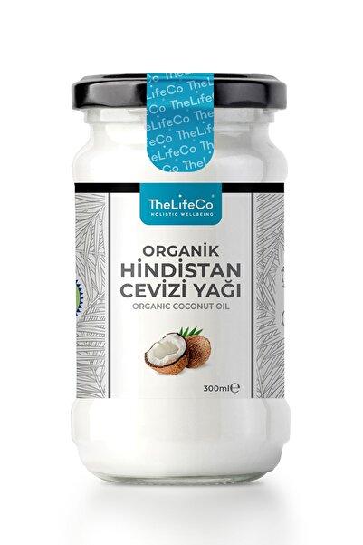 TheLifeCo Hindistan Cevizi Yağı Organik 300 ml