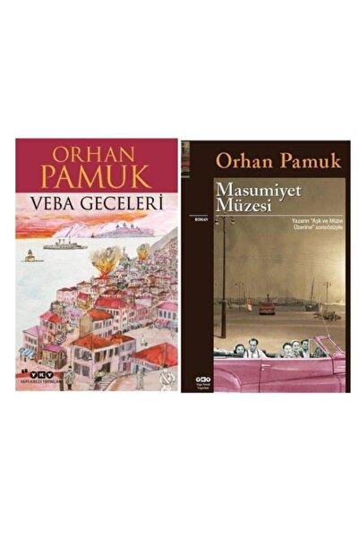 Yapı Kredi Yayınları -veba Geceleri Ve Masumiyet Müzesi- Orhan Pamuk
