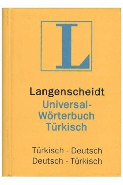 ALTINBAŞAK HOME COLLECTİON Langenscheidt Türkçe Almanca Sözlük