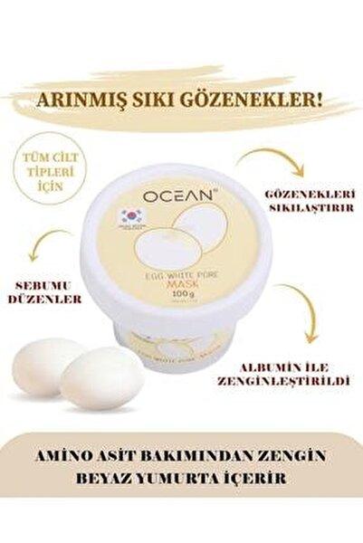 Egg Mask Wash Off Soft Scrub