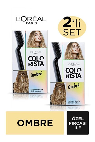 L'Oreal Paris Colorista Effects Saç Açıcı - Ombre 2'li Set
