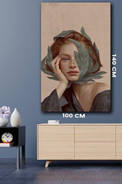 Decoizm 100x70 Cm Kişiye Özel Kanvas Tablo Baskı Dev Boyut Dekoratif Kanvas Tablo Canvas Tablo