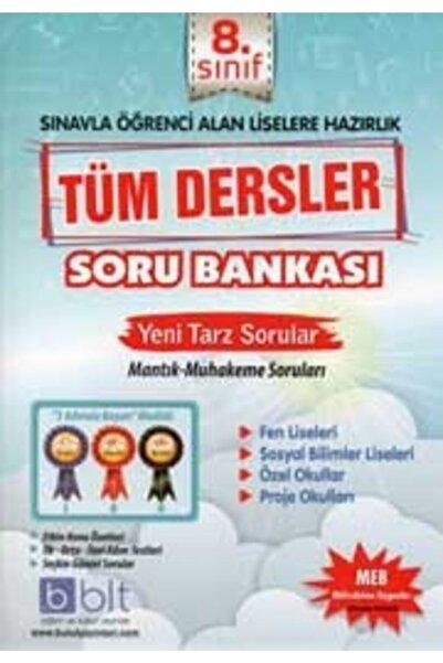 Bulut Yayınları Bulut 8. Sınıf Tüm Dersler Soru Bankası