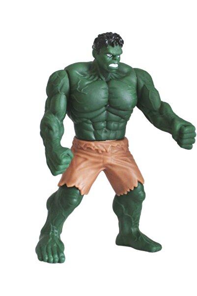 AVENGERS Yeşil Dev Hareketli Ve Işıklı Hulk Oyuncak 40 X 23