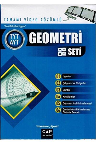 Çap Yayınları Tyt  Ayt Geometri Seti