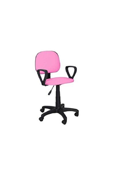 long way Siyah Ofis Sekreter Bilgisayar Koltuğu Sandalyesi