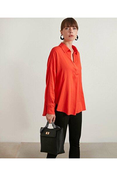 MISS IPEKYOL Oversize Bluz