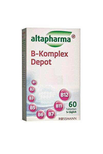 Altapharma Vitamin B Kompleks Tablet 60 Adet