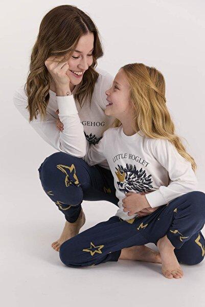 Arnetta Aile Konsept Anne-kız Pijama Takım