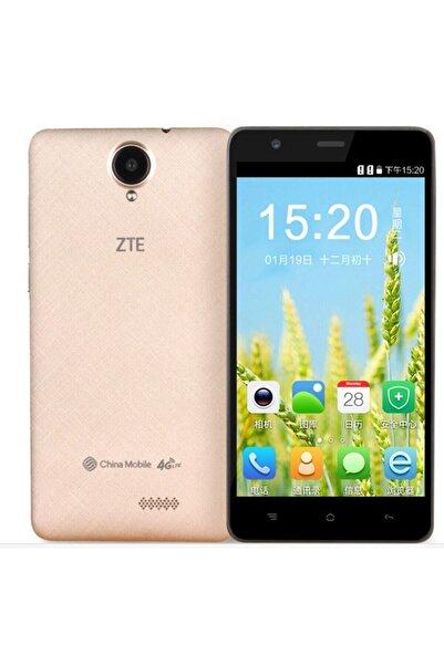ZTE S6-m190 Gold Renk Çift Hatlı 16 Gb Hafıza (2 Yıl Ithalatçı Garantili)