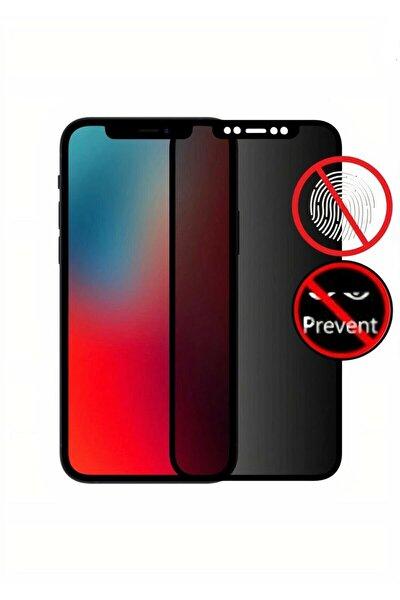 POWELL Iphone 11 Mat Hayalet Gizli Tam Kaplayan Kırılmaz Cam Seramik Görünmez Ekran Koruyucu Jelatin