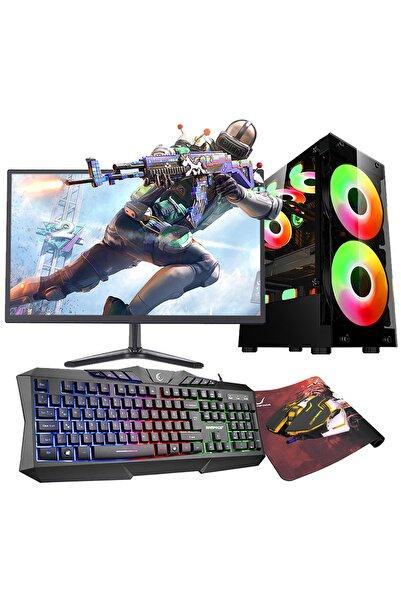 Zeiron Smart X20 I5-3470 8gb 128gb Ssd+500gb Hdd Gt730 18.5 Oyuncu Bilgisayarı