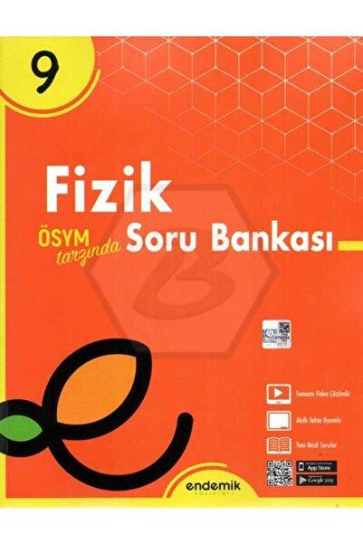 Endemik Yayınları 9.sınıf Fizik Soru Bankası
