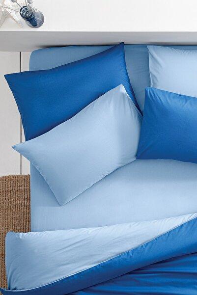 Yataş Bedding Noah Lastikli Çarşaf - Açık Mavi