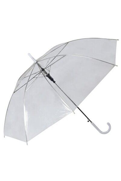 SoAndSo Şeffaf Şemsiye