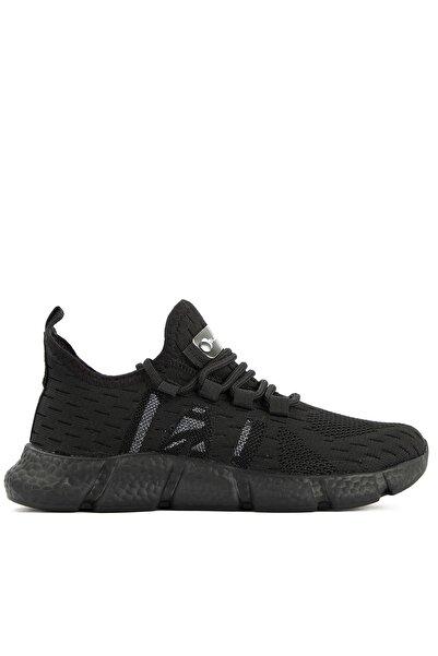 Slazenger Kadın Siyah Across Sneaker Ayakkabı