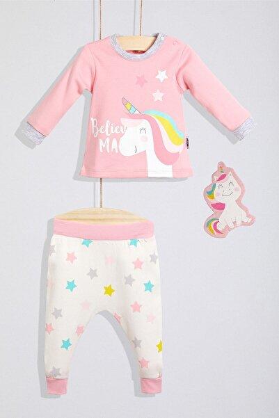 Wogi %100 Pamuk Oyuncaklı Pijama Takımı
