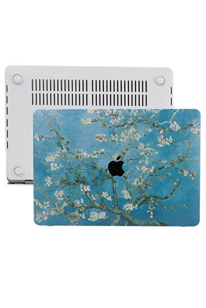 Mcstorey Macbook Pro Kılıf 13inc Hardcase A1706 A1708 A1989 A2159 A2251 A2289 A2338 Kılıf Flower03 1438