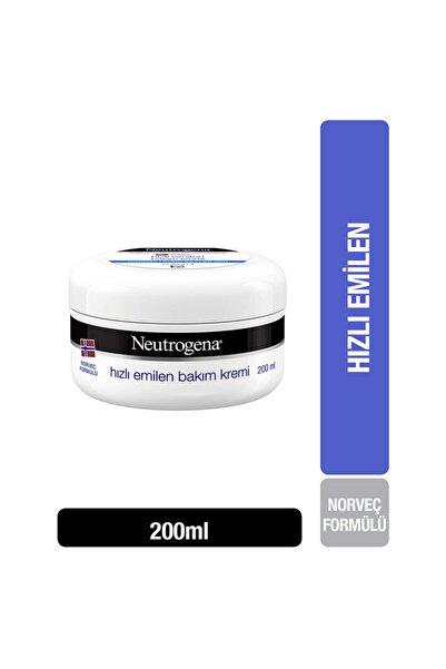 Neutrogena Hızlı Emilen Bakım Kremi Normal Cilt 200 Ml