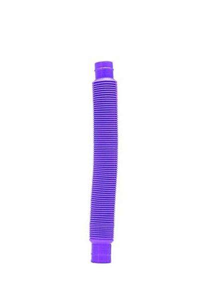ÜMİT GAMES Pop Tube Mor - Stres Giderici Fidget Ümit Toys