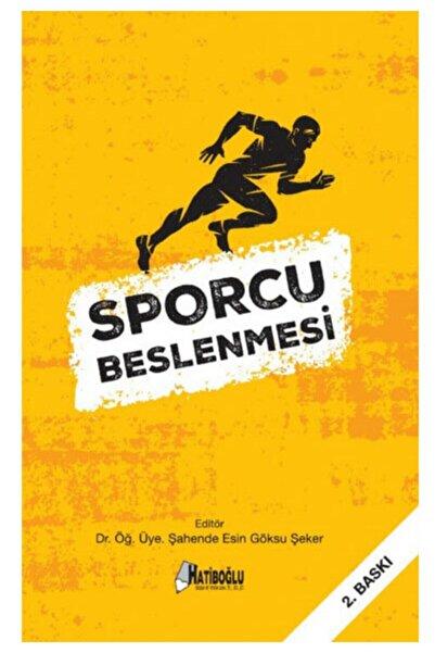 Hatiboğlu Yayınları Sporcu Beslenme
