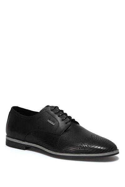 MERCEDES Elıot 1fx Siyah Erkek Klasik Ayakkabı