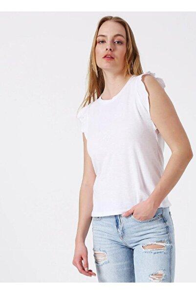 Fashion Friends Sırt Detaylı Kadın T-shirt