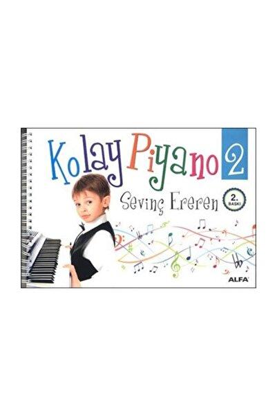 Alfa Yayınları Kolay Piyano-2