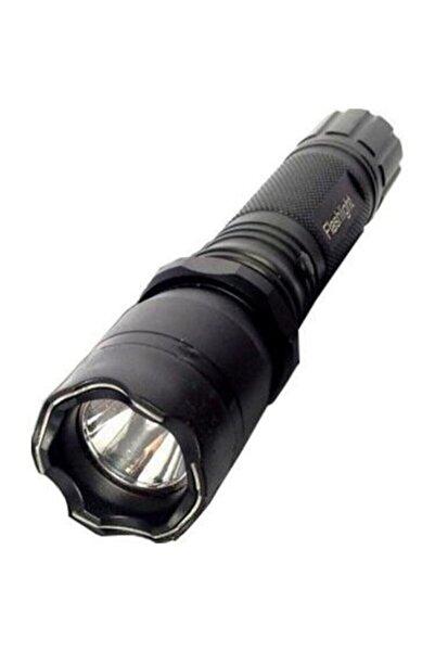 İstoç Türk Elektroşoklu 220v Şarjlı El Feneri Type Lıght Flashlıght (plus) 1101 2,5a Üzeri Çıkış Akımı