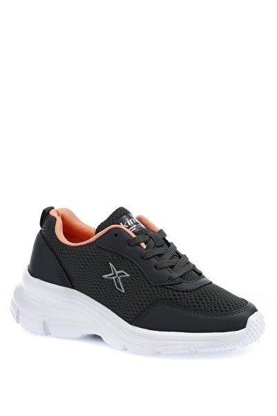 Kinetix Stela W 1fx Gri Kadın Comfort Ayakkabı