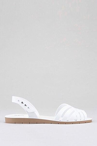 IGOR S10263 Ibıza Beyaz Kadın Sandalet