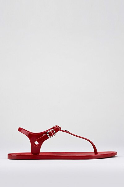 IGOR S10172 Ursula Basıc Kırmızı Kadın Sandalet