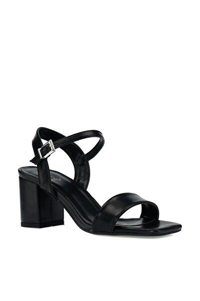 İnci Cardınal.z 1pr Siyah Kadın Sandalet