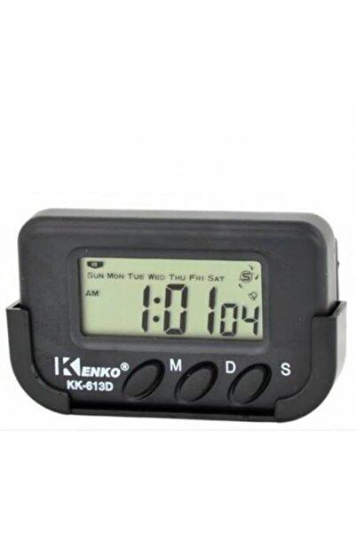 Kargolat Kenko Dijital Küçük Masa-araba Saati-alarm-kronometre