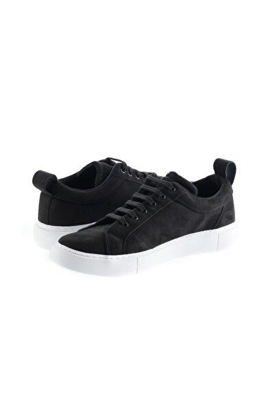 Kiğılı Bağcıklı Sneaker Ayakkabı