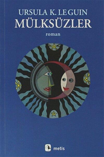 Metis Yayıncılık Mülksüzler - Ursula K. Le Guin 9789753425285
