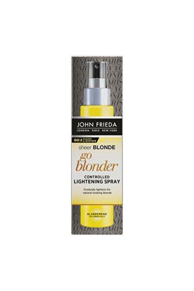 John Frieda Renk Açıcı Sprey Sarı Saçlara 100 ml