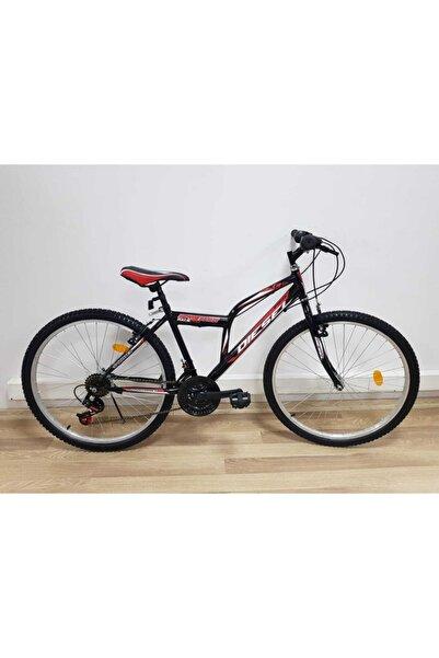 Diesel 24 Jant Dıesel Siyah Kırmızı Bisiklet
