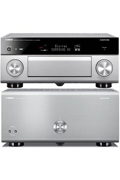 Yamaha Cx A 5200&mx A 5200 Pre-power 11.2 Home Cinema Receiver/titan