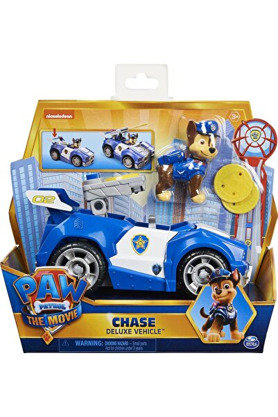 PAW PATROL Deluxe Arabalar Chase New 2021