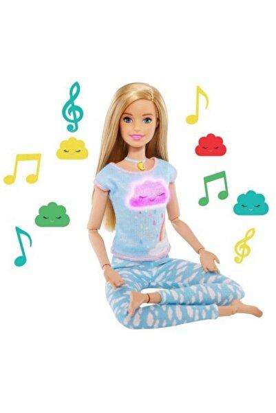 Mattel Games Mattel Barbie Sonsuz Hareket Nefes Egzersizi Yoga Bebeği Bebek Wellness Gnk01