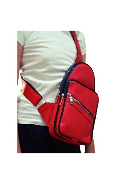 Leathertica Özel Üretim Yumuşak Kadın Erkek Çanta Body Bag Çapraz Çanta Sırt Çantası
