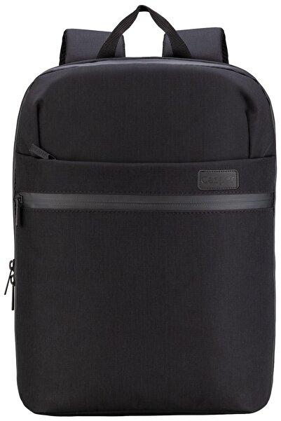"""Casper 15.6"""" M102 Siyah Slim Suya Dayanıklı Laptop Sırt Çantası"""