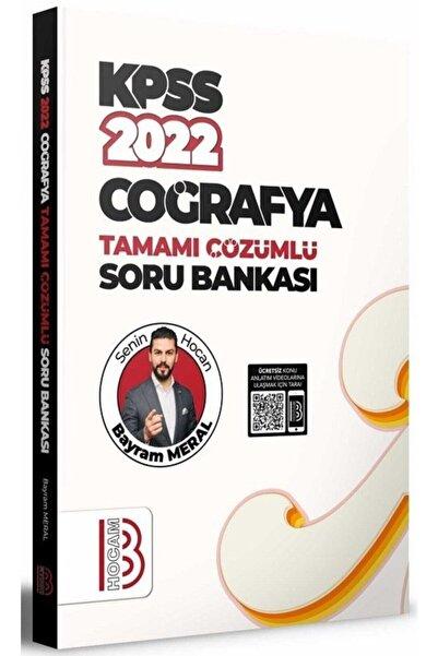 Benim Hocam Yayınları Benim Hocam 2022 Kpss Coğrafya Soru Bankası Çözümlü - Bayram Meral