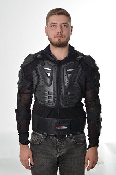 CRNBİKER Herobiker Body Armour Koruyucu Zırhlı Vücut Zırhı Body Armor Xl Beden