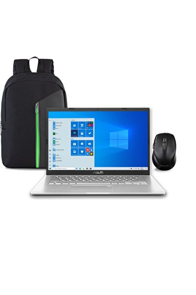 "ASUS D409ba-bv167t Amd A6-9225 4 Gb 128 Gb Ssd 14"" Hd Windows 10 Home + Çanta Ve Mouse"