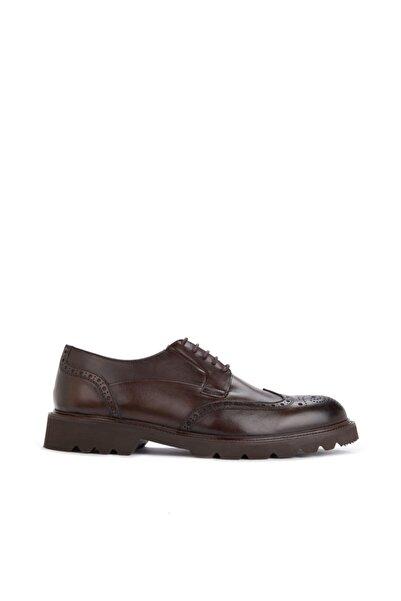Dıvarese Kahverengi Erkek Ayakkabı