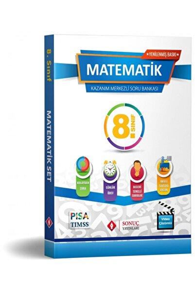 Sonuç Yayınları 8.sınıf Matematik Modüler Set 2020-2021