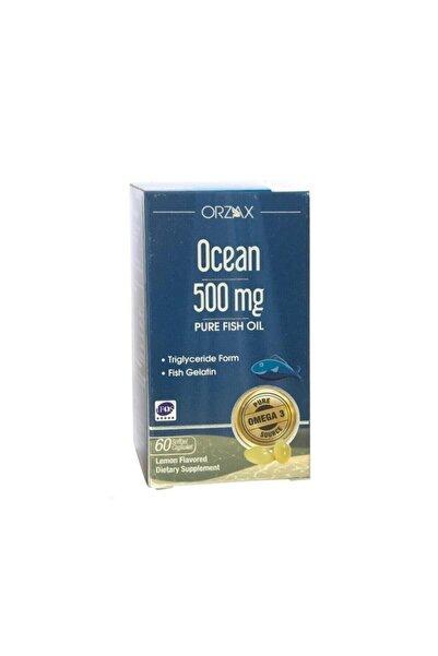 Ocean Omega 3 Balık Yağı 500 Mg (60 Kapsül)